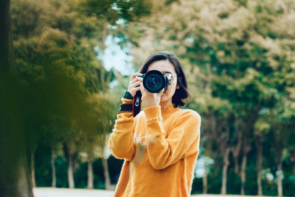 אפשרויות תעסוקה לבוגרי קורס צילום