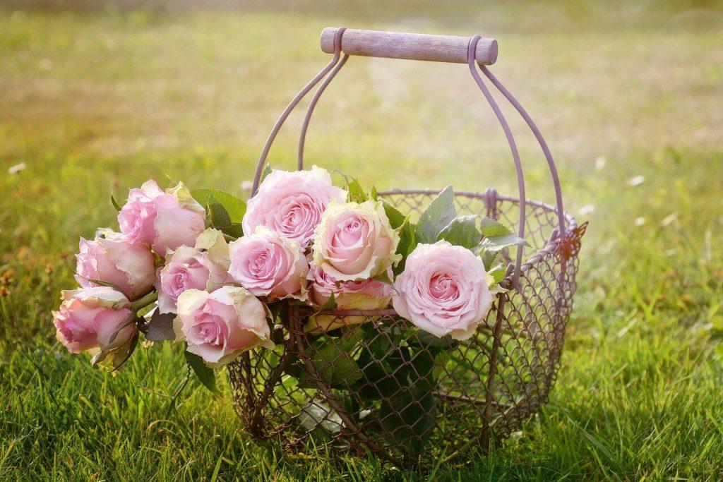 ללמוד שזירת פרחים