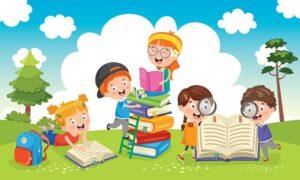 קורס כתיבת סיפורי ילדים